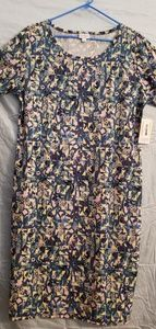 Women's lularoe Julia Dress Size 2XL NW Tags